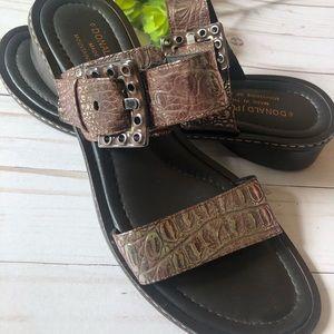 Donald J. Pliner Women's Size 7.5 M Slide Sandal